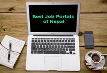 best job portals of Nepal