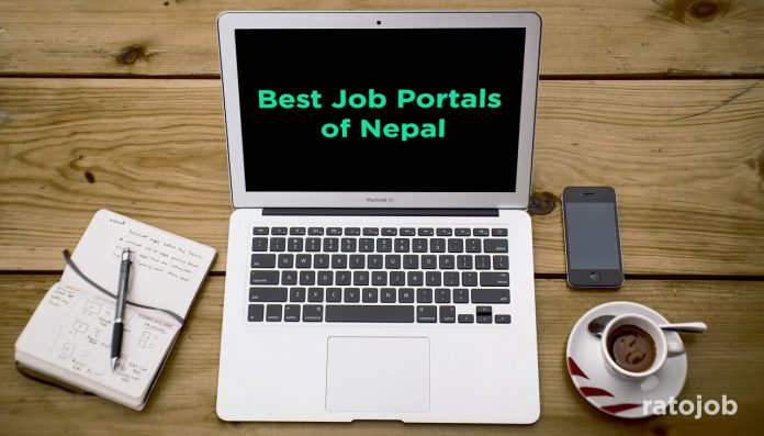 best job portals of Nepal