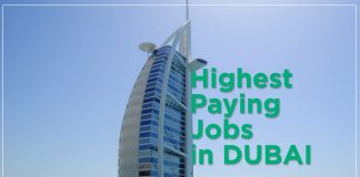 highest paying jobs in dubai