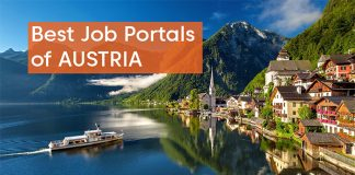 best job portals of austria