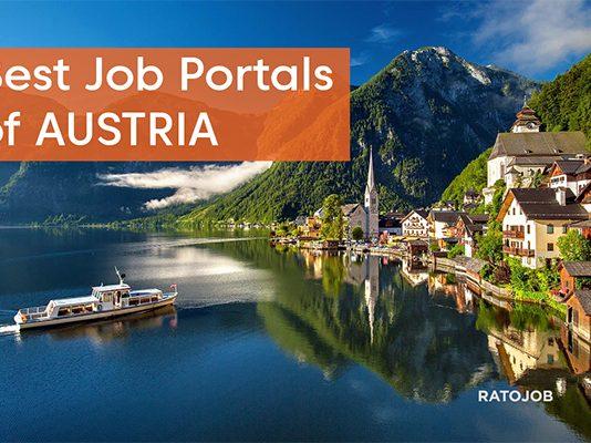 best job portals of austria