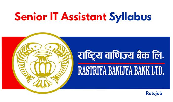 Rastriya Banijya Bank Syllabus