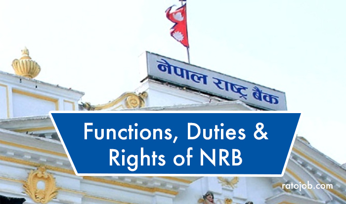 functions of NRB