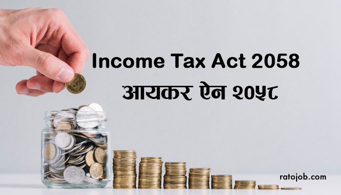 income tax act on Nepal