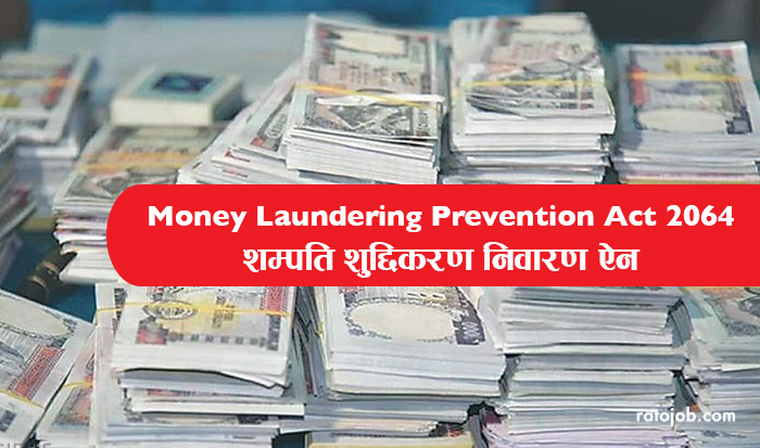 money laundering prevention act