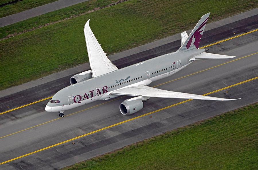 qutar airlines