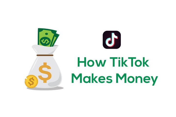 how tiktok makes money?